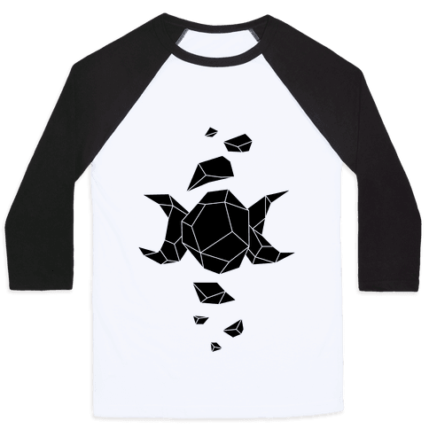 Crystal Triple Goddess Baseball Tee