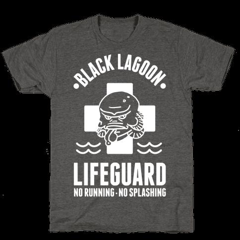Black Lagoon Lifeguard
