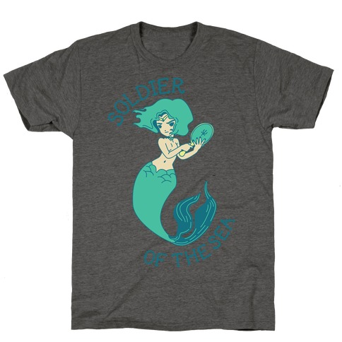 Soldier of the Sea T-Shirt