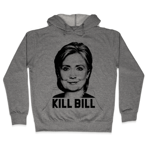 Kill Bill Hillary Hooded Sweatshirt