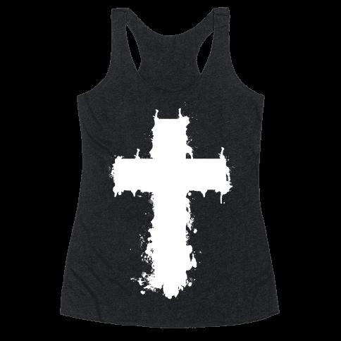 Splatter Cross