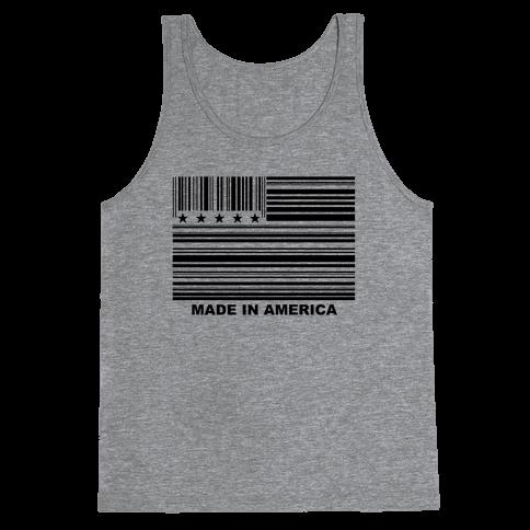 Made In America Tank Top