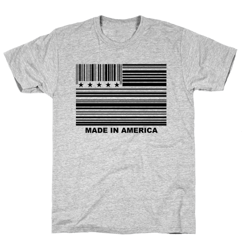 Made In America Mens T-Shirt