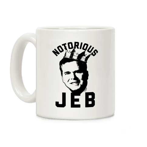 Notorious JEB Coffee Mug