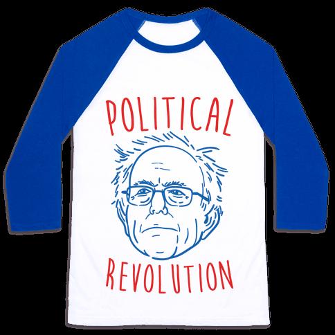 Bernie Political Revolution
