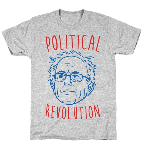 Bernie Political Revolution T-Shirt
