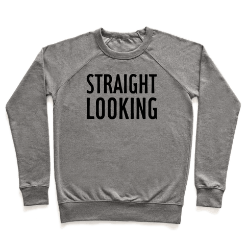 Straight Looking Pullover