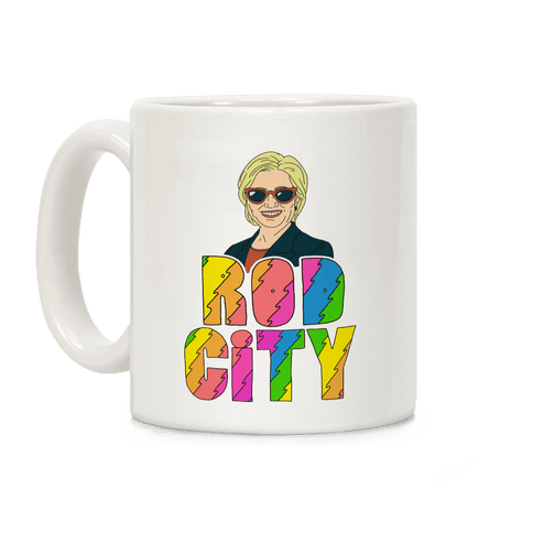 Rod City Coffee Mug