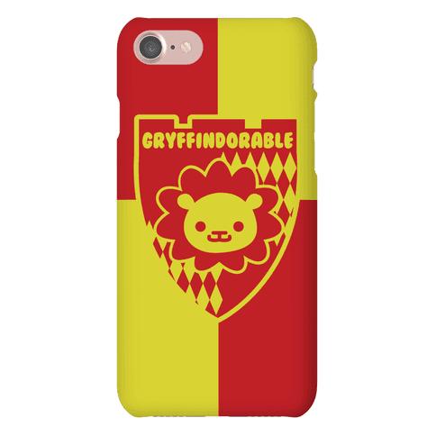 Gryffindorable Phone Case