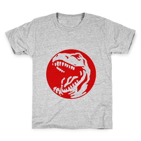 The Red T-Rex Kids T-Shirt