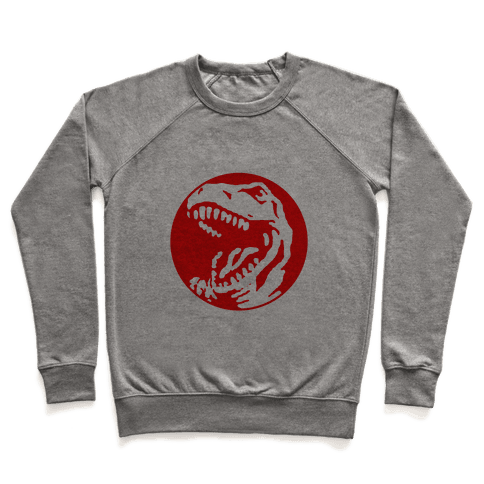 The Red T-Rex Pullover