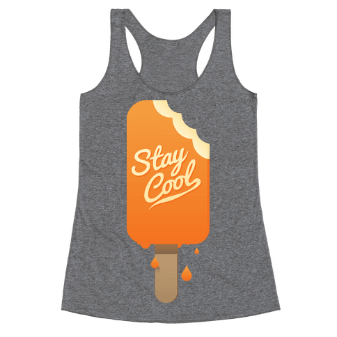Stay Cool Racerback Tank Top