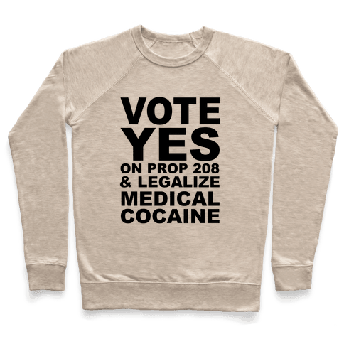 Proposition 208 Pullover