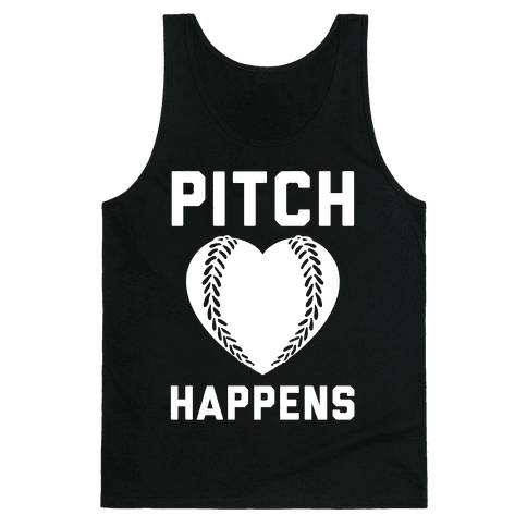 Pitch Happens Tank Top