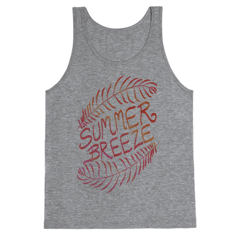 Summer Breeze Tank Top
