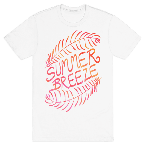Summer Breeze Mens T-Shirt