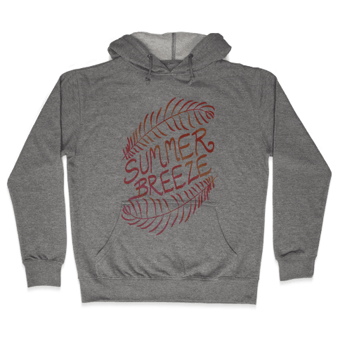 Summer Breeze Hooded Sweatshirt