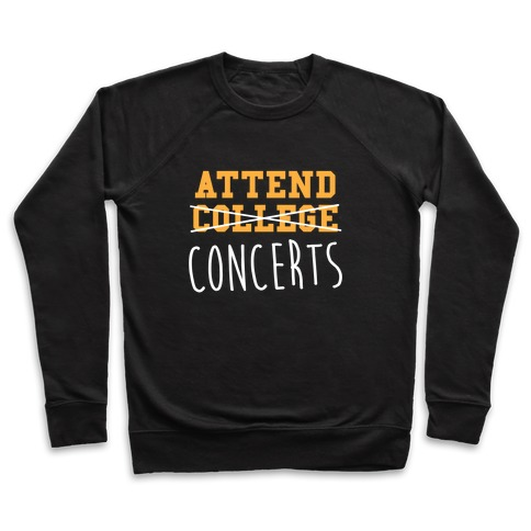 Concerts Pullover