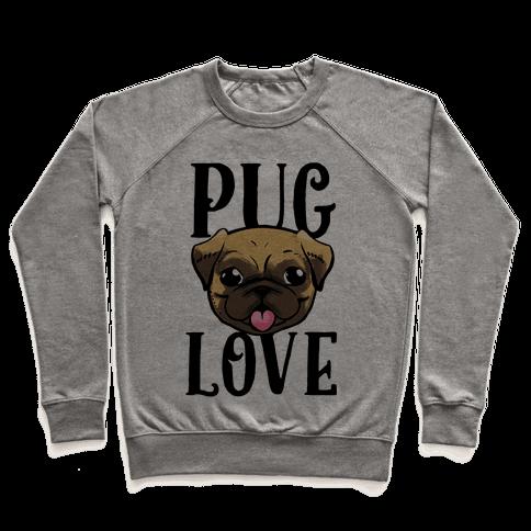 Pug Love Pullover