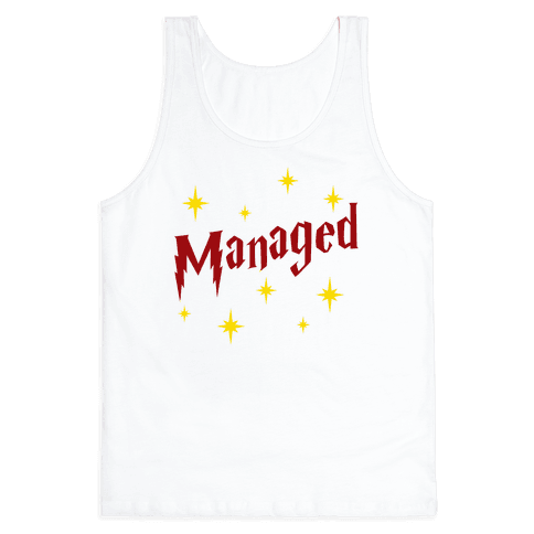 Managed (Part 2) Tank Top