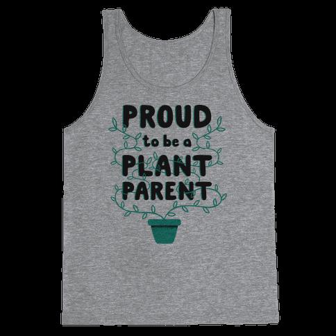Proud Plant Parent Tank Top