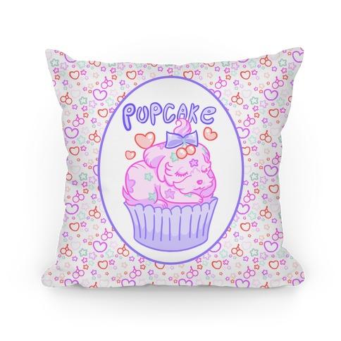 Pupcake Pillow