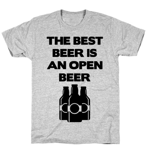 Open Beer T-Shirt