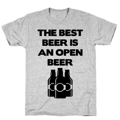 Open Beer T-Shirt