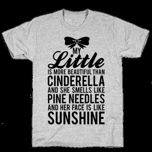 My Little Mens T-Shirt