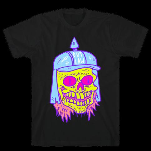 Outlaw ScumF*** Mens T-Shirt