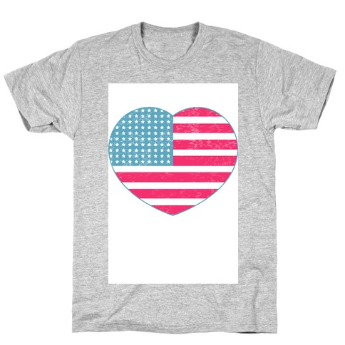 Love America (vintage) T-Shirt