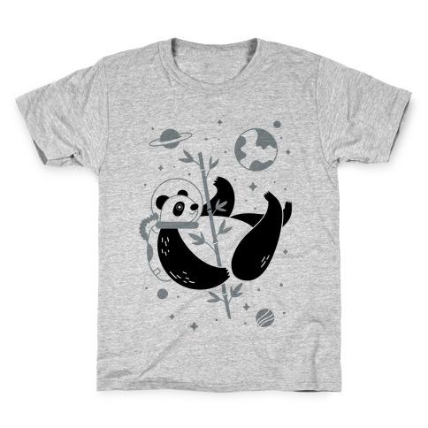 Space Panda Kids T-Shirt