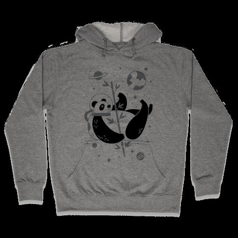 Space Panda Hooded Sweatshirt