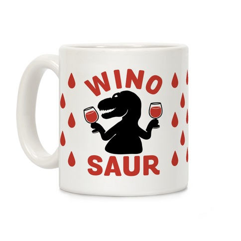 Winosaur Coffee Mug