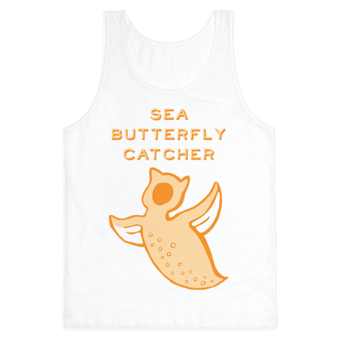 Sea Butterfly Catcher Tank Top