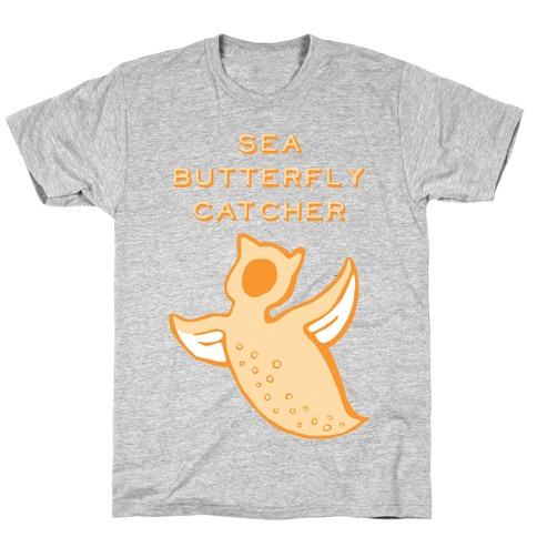 Sea Butterfly Catcher T-Shirt