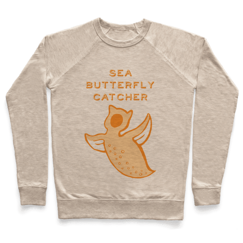 Sea Butterfly Catcher Pullover