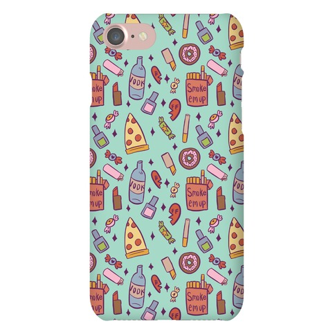 Girly Sleepover Phone Case