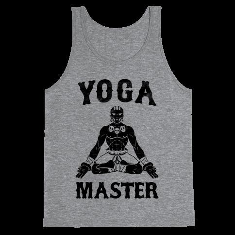 Yoga Master Dhalsim Tank Top