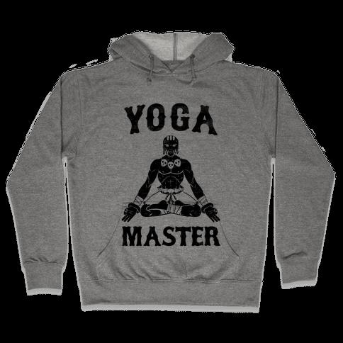 Yoga Master Dhalsim Hooded Sweatshirt