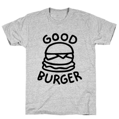 Good Burger (Tank) Mens T-Shirt