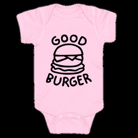 Good Burger (Tank) Baby Onesy