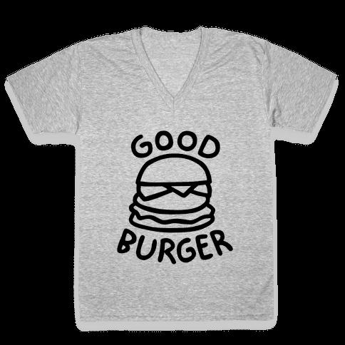 Good Burger (Tank) V-Neck Tee Shirt