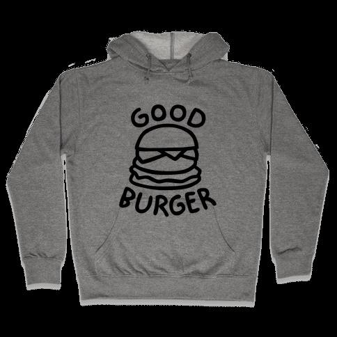 Good Burger (Tank) Hooded Sweatshirt