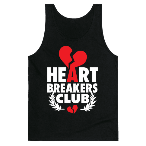 Heart Breakers Club Tank Top
