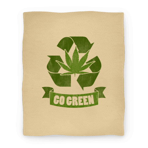 Go Green Blanket