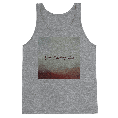 Run Darling Run Tank Top
