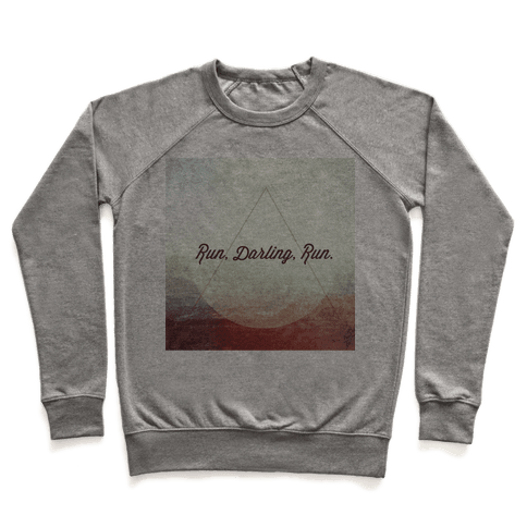 Run Darling Run Pullover
