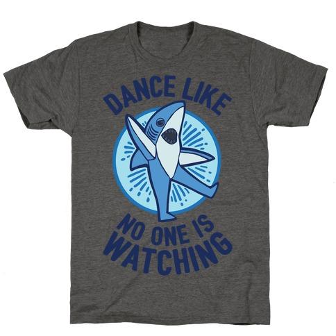Left Shark Dances Like No One Is Watching T-Shirt