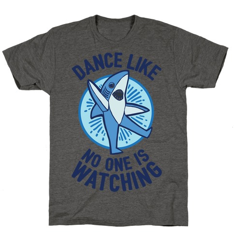Left Shark Dances Like No One Is Watching T-Shirt